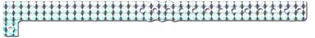 Įvairių tekstūrų holografinės kontrolinės apyrankės.