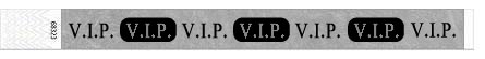 25mm VIP tekstūros juostelės